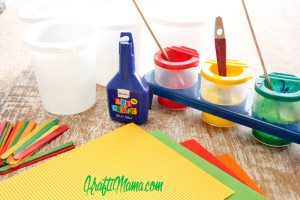 Spring flower activity supplies