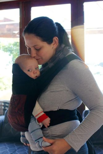 Review: Babywearing with Ergobaby Sport and Om Baba Mei Tai