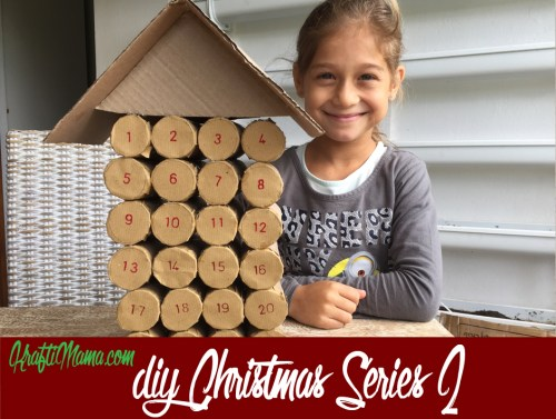 DIY Christmas #2: Advent Calendar