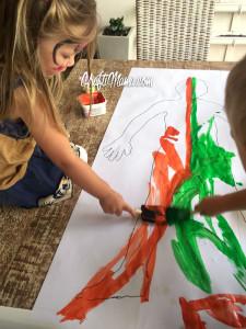 Practica Activities 3-4 years old