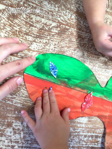 Practica Activities 3-4 years old