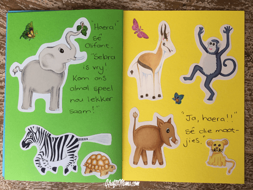 DIY Kids Book, Improvisation, KraftiMama, Afrikaans Books