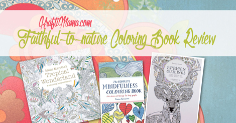 Beautiful Coloring Books on National Coloring Book Day