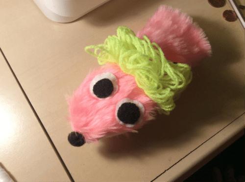 Fun Glove Puppet Guest Post by Annabelle Short