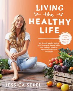 Living the healthy life, KraftiMama book review