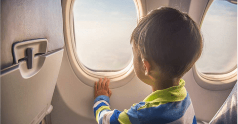9 Tips for Flying with Children