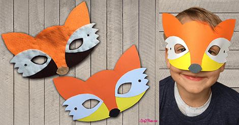 Woodland Creature Mask