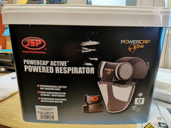 JSP aizsargmaska/respirators 5