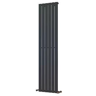 Antracīta vertikālais radiators 1800x445 1