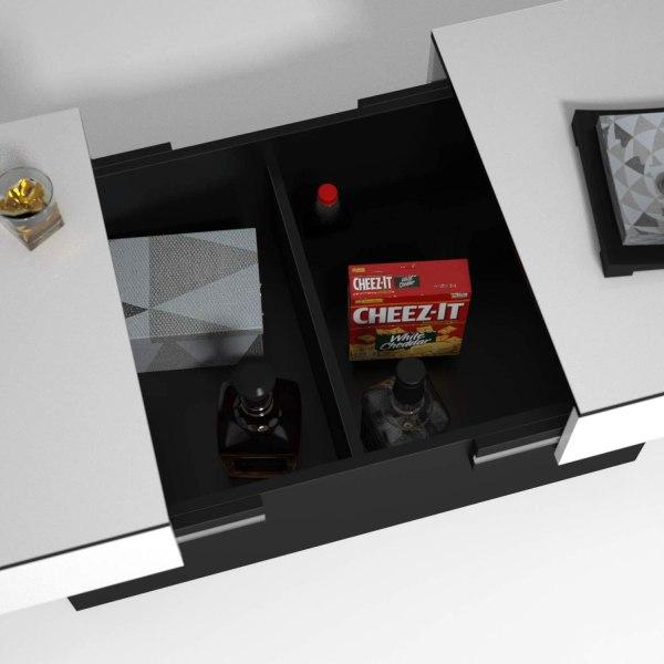 BERLIOZ AMELIE kafijas galdiņš 2