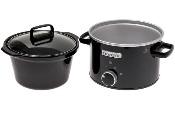 Crock Pot CR046 slowcooker, 2,4L lēnvāres katls 2