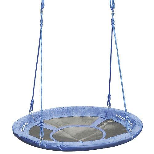 HUDORA bērnu šūpoles-ligzda, zilas. 2