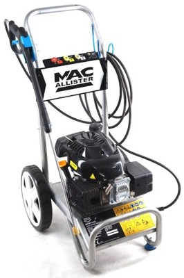 Mac Allister 4.0 HP benzīna augstspiediena mazgātājs. 1