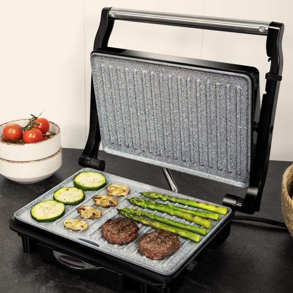 Cecotec ROCK'NGRILL 1500 W grills 1