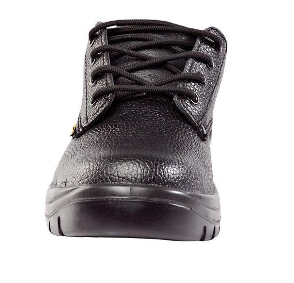 SITE Coal ādas darba apavi 43 izmērs 2