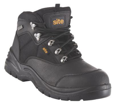 SITE Onyx ādas darba apavi 41. izmērs 2