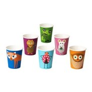 Instant cute party with these paper cups.