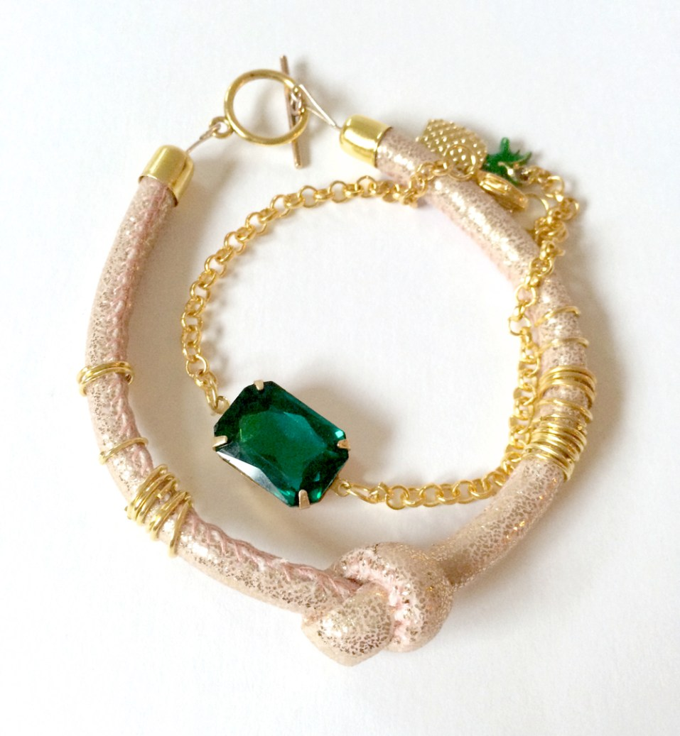 Mix and Match Bracelets with Beadmixer by kraft&mint kraftmint.com
