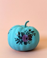Side bar vibrant pumpkin craft kraft&mint