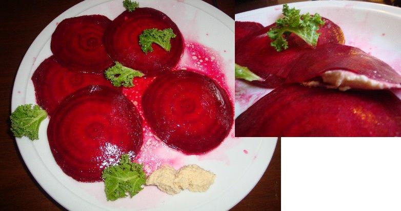 Rote-Beete-Ravioli