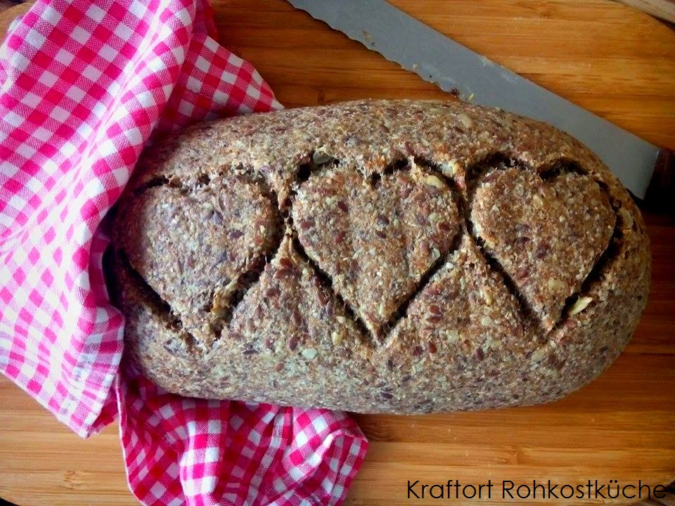 Bestes glutenfreies Lebens-Brot