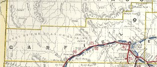 GARFIELD COUNTY MAP 314