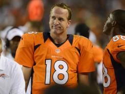 MANNING IN ORANGE SMALL