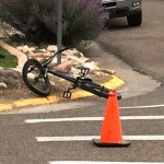 Bike-car accident sept 22 15
