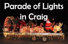 parade of lights in craig 229