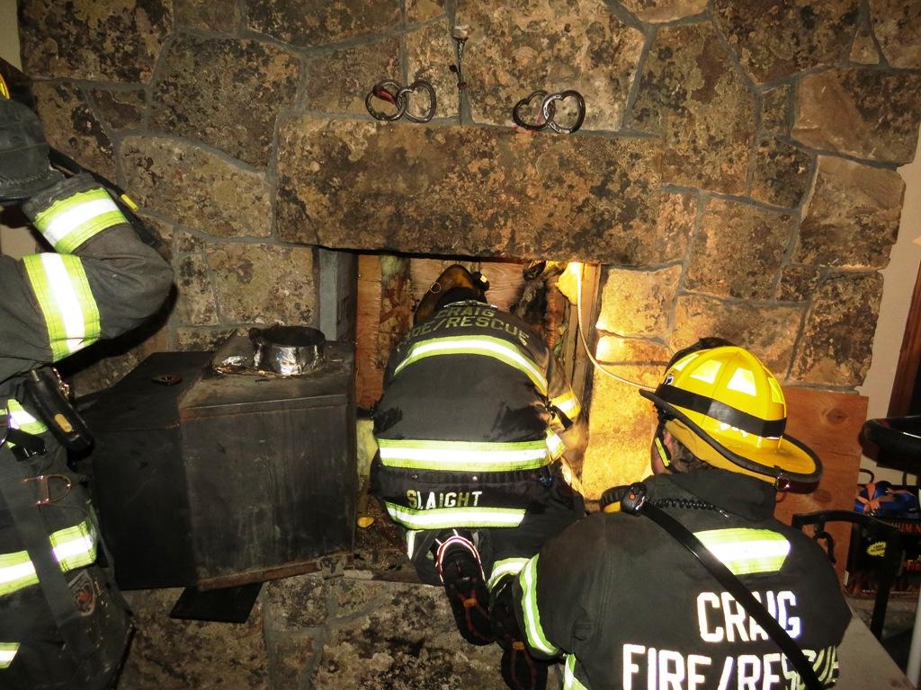 chimney fire near craig krai am  u0026 fmkrai am  u0026 fm