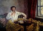 Пушкин - каменот-темелник на руската книжевност