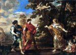 Митот за Енеја - основачот на Рим