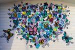 Пеперутка во лет