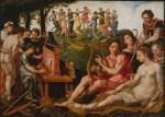 Митот за Музите и планината Хеликон