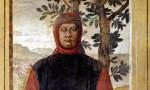 Франческо Петрарка, поет кој верувал дека славата природно му припаѓа, крунисан со ловоров венец