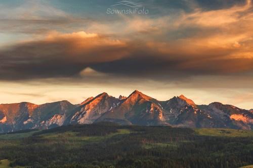 Łapszanka zdjęcia góry