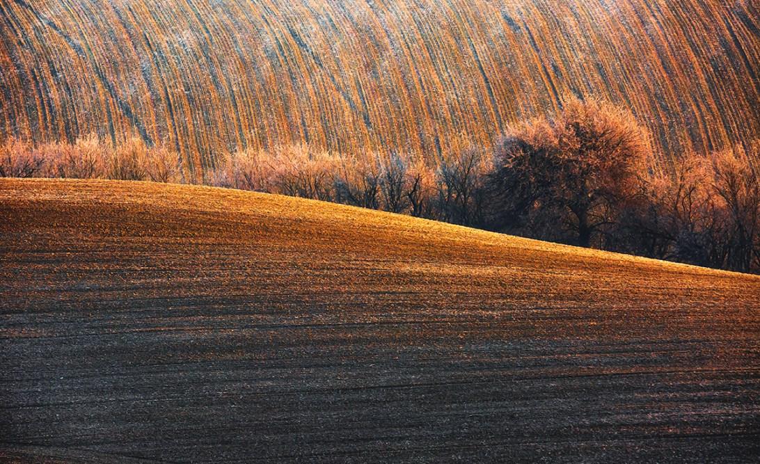 Jesień krajobraz kup