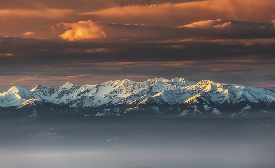 Tatry krajobraz zdjęcie