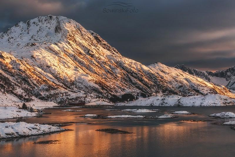 krajobraz góry zdjęcie do druku