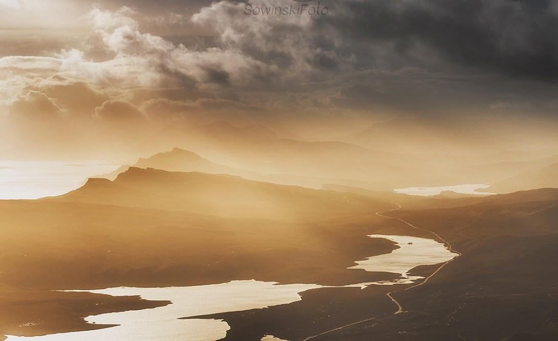 Isle of Skye krajobraz