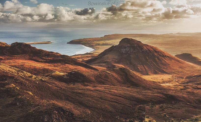 Isle of Skye jesień zdjęcie