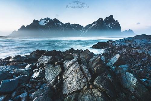 Góry Islandia krajobraz