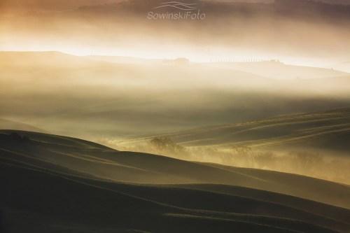 Toskania krajobraz zdjęcie