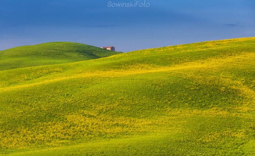 Krajobraz Toskania kup zdjęcie