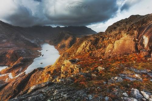 Szkocja zdjęcia Isle of Skye
