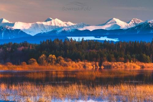 Krajobraz Tatry Jezioro zdjęcie