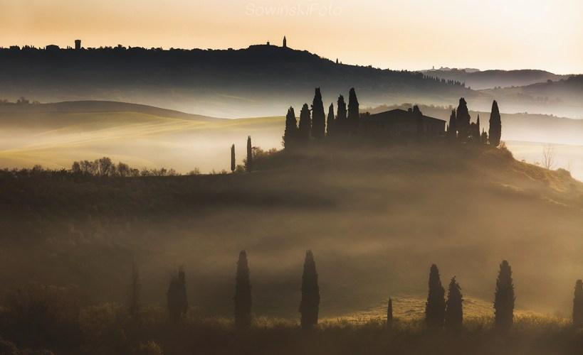Dekoracja wnętrz Toskania zdjęcie