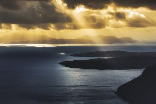 Morze Szkocja zdjęcie