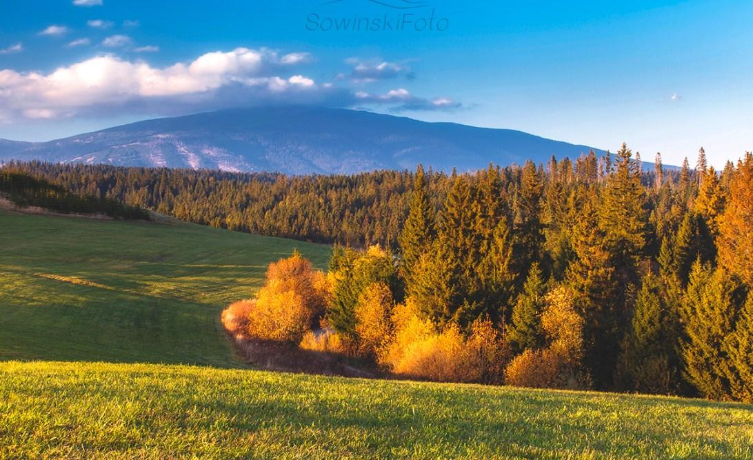 Krajobraz Babia Góra zdjęcie