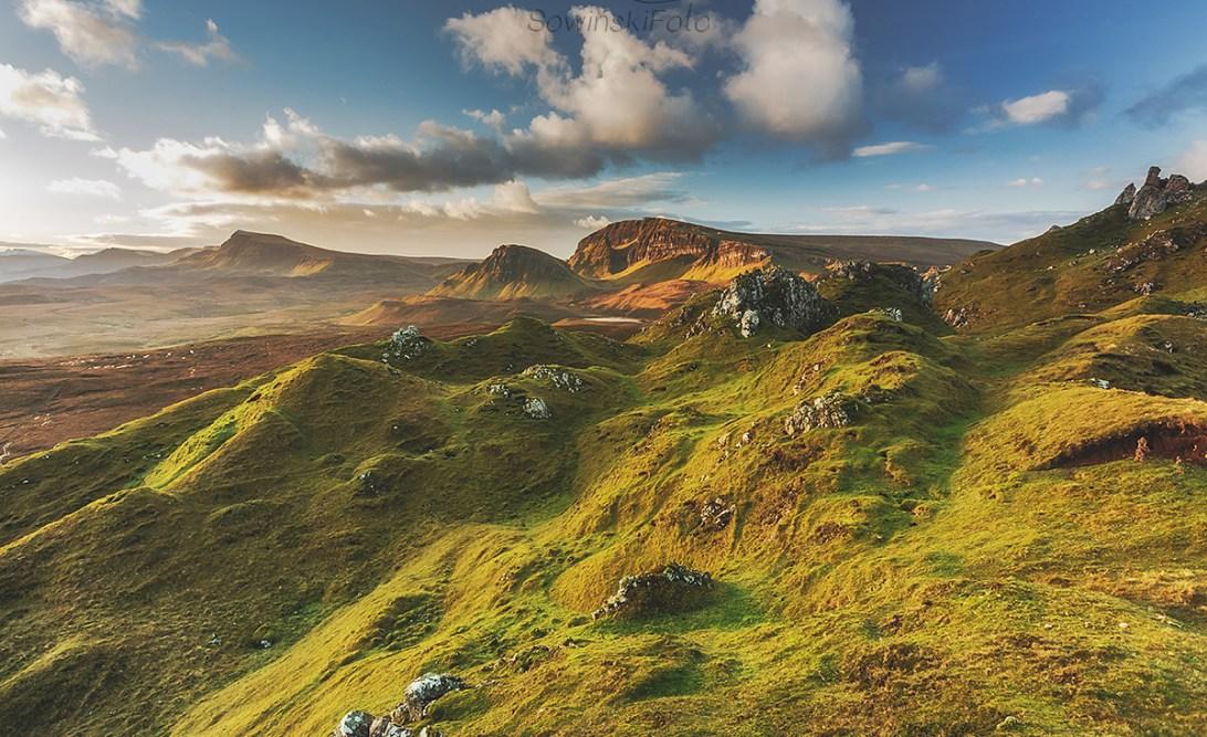 Quiraing /Szkocja